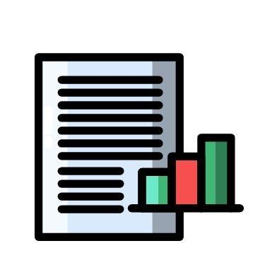 Udarbejdelse af en tids- og handlingsplan - ikon